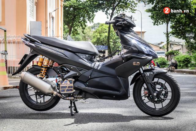 Air Blade Thai bien cuu tu lot xac dep kho ta cua biker Viet - 20