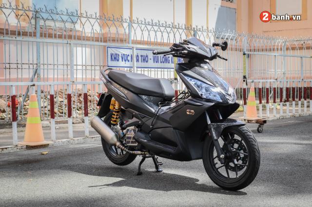 Air Blade Thai bien cuu tu lot xac dep kho ta cua biker Viet - 22