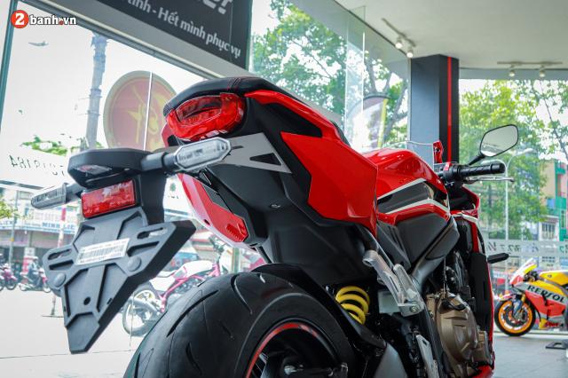 Can canh Honda CBR650R 2021 moi tai Viet Nam - 17