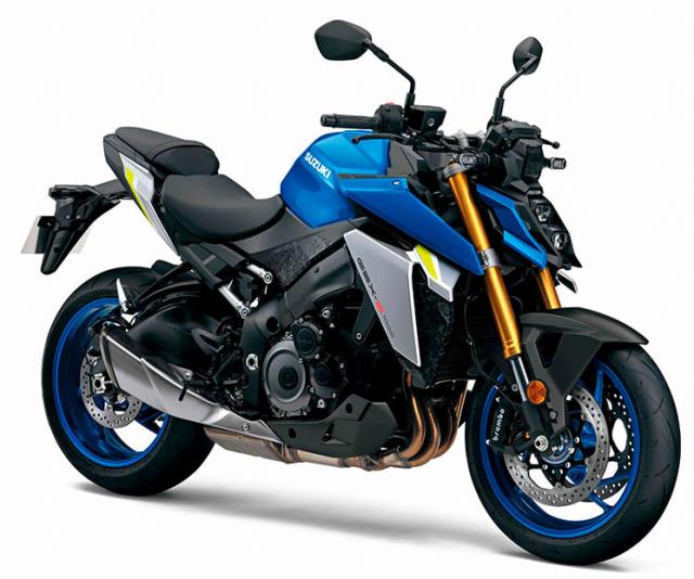 Suzuki GSXS1000 2021 chinh thuc lo dien voi gia hon 350 trieu dong - 5