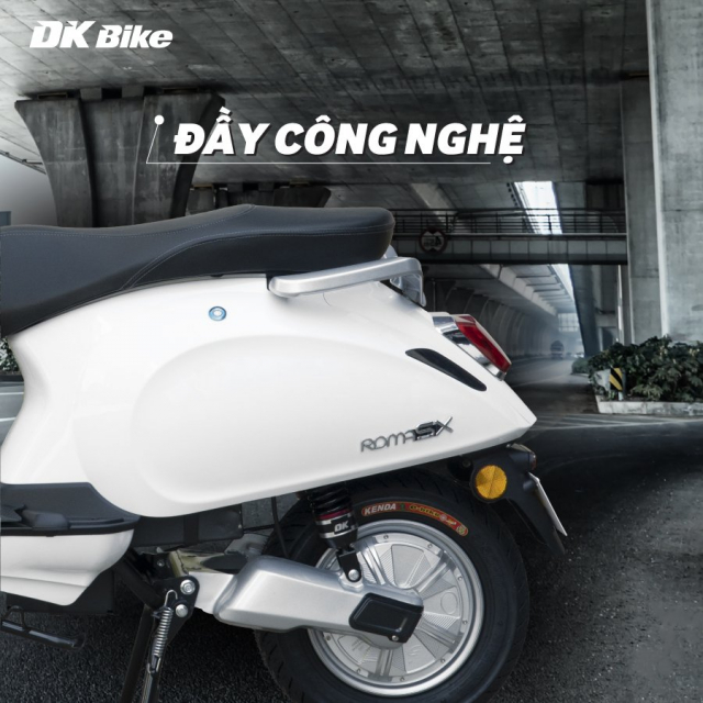 Xe may dien DKBike co gi canh tranh VinFats Impes - 17