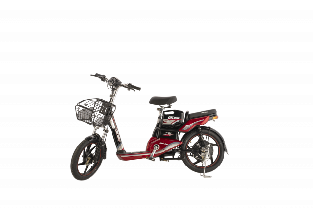 Xe may dien DKBike co gi canh tranh VinFats Impes - 49