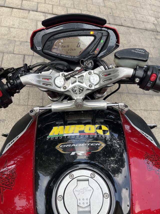 _ Moi ve Xe MV Agusta Dragster 800RR ABS Ban Dat biet HQCN Dang ky 2016 chinh chu odo 12600k - 2