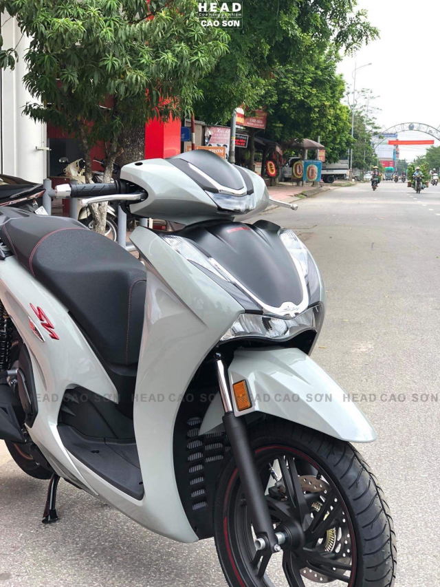 Can canh SH350i ban Sporty dep nhat vua co mat tai Dai Ly - 4