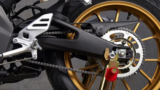 Can canh Yamaha R125 2022 phien ban Ky niem trang bi an dut R15 than thanh - 16