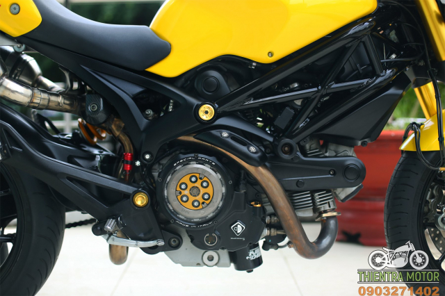 Ducati monster 796 chi chit do choi - 20