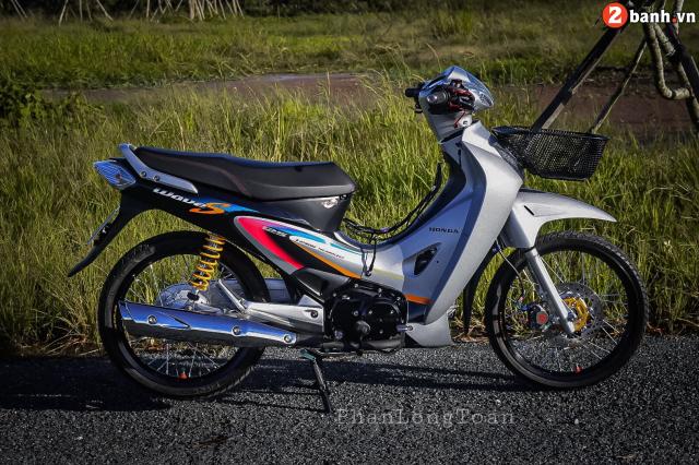 Future 125 bien so khung hoan hao vo doi voi linh hon cua Wave Thai Lan - 17
