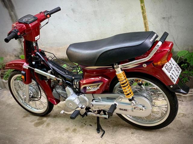 Honda Dream duoc rao ban tren 60 trieu dong se co nhung gi dac biet - 9