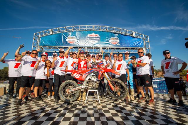 Honda Racing va nhung chien thang vang doi trong nam 2021 - 3
