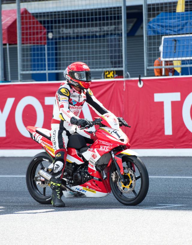 Honda Racing Vietnam khong ngung luyen tap de tiep tuc phat trien hoat dong dua xe the thao - 9