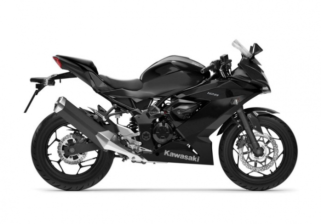 Kawasaki Ninja 125 2022 chinh thuc trinh lang gay soc voi gia ban tren troi - 5