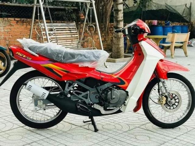 SUZUKI XIPO 120 Phanh ABS Xe Nhap Khau Gia Re - 5