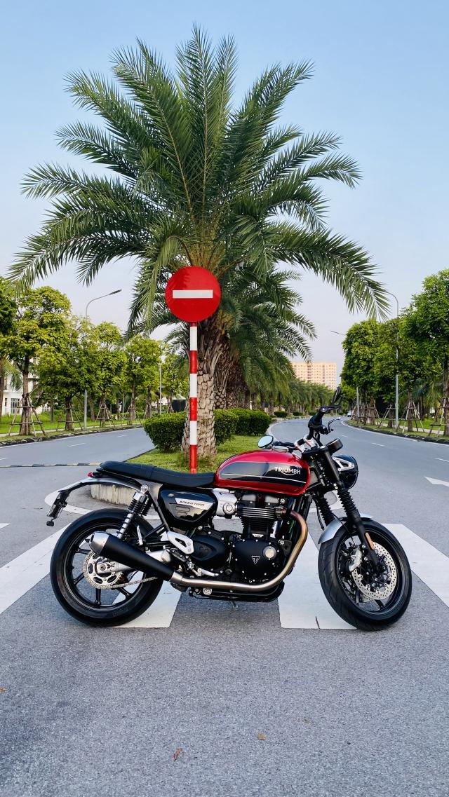 Triumph speed twin 52021 - 6