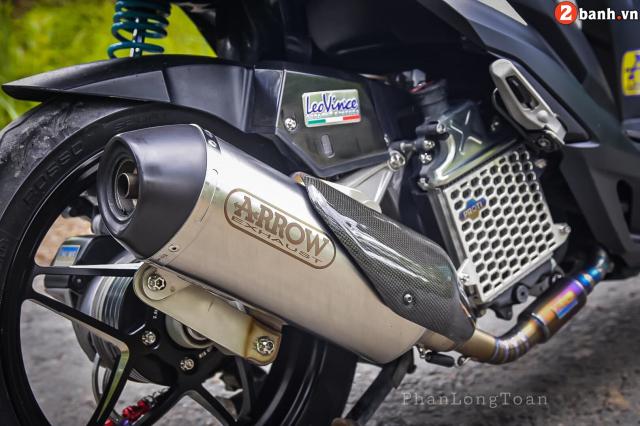 Vario do me hoac nguoi xem bang dan chan Kawasaki H2 day phong cach - 17