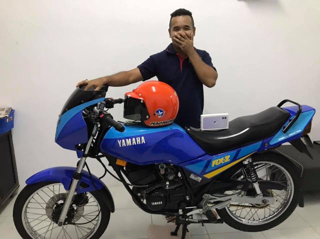 Xe tho Yamaha RXZ 135 duoc thu mua voi gia len toi 325 trieu dong - 28