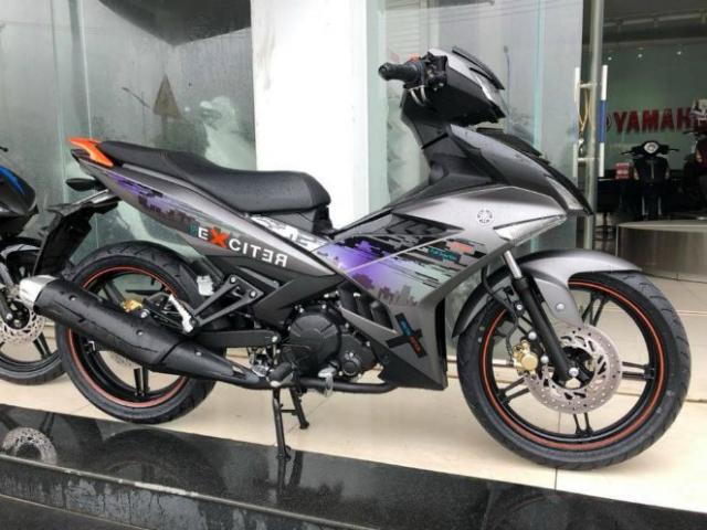 YAMAHA EXCITER 150 Phanh ABS Xe Nhap Khau Gia Re - 3