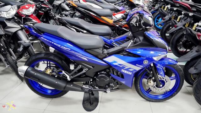 YAMAHA EXCITER 150 Phanh ABS Xe Nhap Khau Gia Re - 5