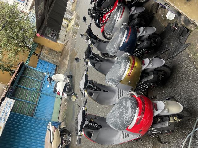 _ Moi ve xe Lo xe NAMOTOR xe 50cc Khong can bang Lai rat tien cho hoc sinh va cac chi em di cho - 6