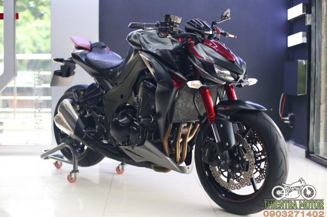 Ban be Kawasaki Z1000 2016 chat lu - 16