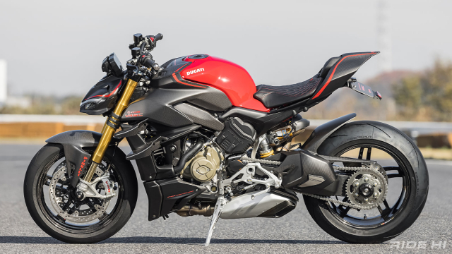 Ducati StreetFighter V4SC do full carbon cuc an tuong - 3