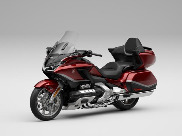 Honda ra mat Gold Wing 2021 Dang canh mo duong tren khap cung duong Viet - 12