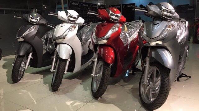 HONDA SH Y 150i Doi 2020 Phanh ABS Xe Nhap Khau Moi Nhat - 19