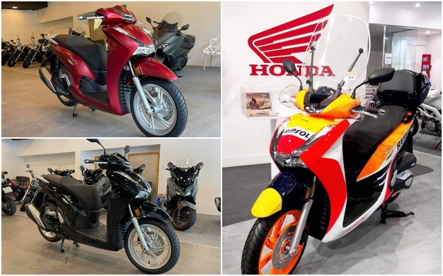 Honda SH350i va cach phan biet phien ban nhap Y va chinh hang Viet Nam - 3
