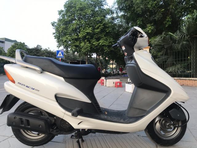 Honda SPaCy125 xe moi - 2