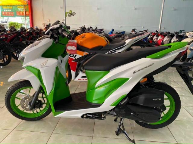 HONDA Vario 150 Doi 2019 Phanh ABS Xe Nhap Khau Gia Re - 4