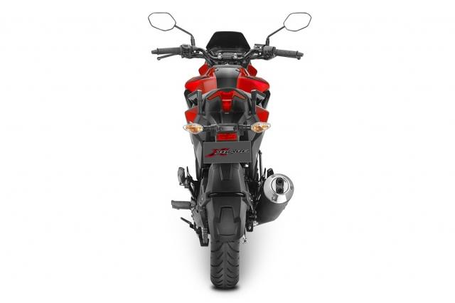 Honda XBlade 160 2022 trinh lang gieo rac hi vong cho Winner X 160 - 14