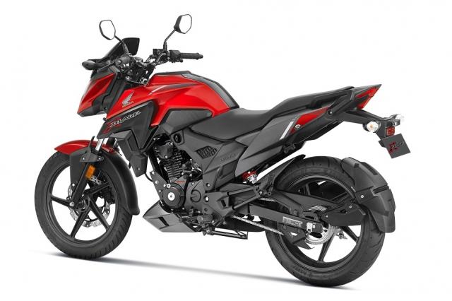 Honda XBlade 160 2022 trinh lang gieo rac hi vong cho Winner X 160 - 15