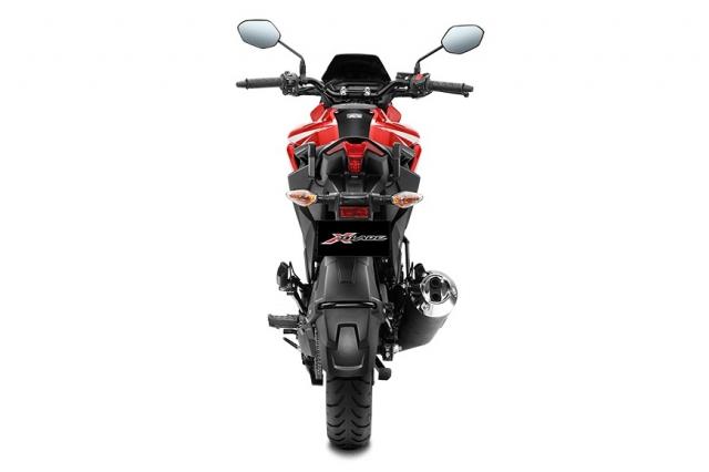 Honda XBlade 160 2022 trinh lang gieo rac hi vong cho Winner X 160 - 19