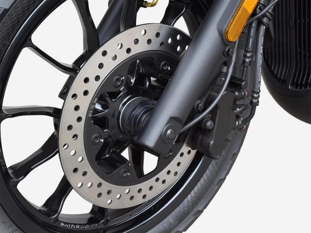 Hyosung GV125S Mau Bobber 125cc may VTwin khien ai cung phat cuong - 10