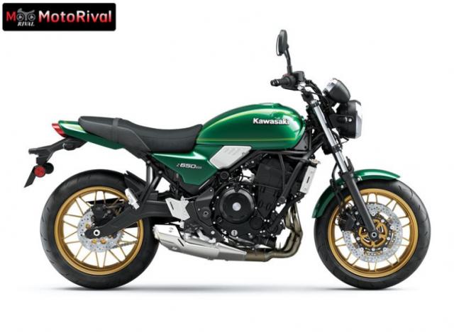 Kawasaki Z650RS 2022 moi vua duoc trinh lang - 3