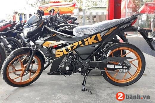 Suzuki Raider 150 Doi 2019 Phanh ABS Xe Nhap Khau Gia Re - 2