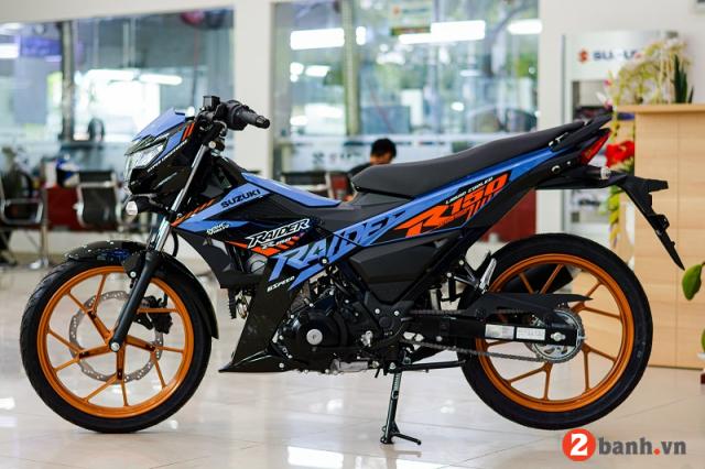 Suzuki Raider 150 Doi 2019 Phanh ABS Xe Nhap Khau Gia Re - 4