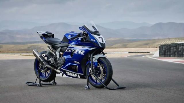 Yamaha R7 duoc trang bi bo trang bi duong dua GYTR - 3