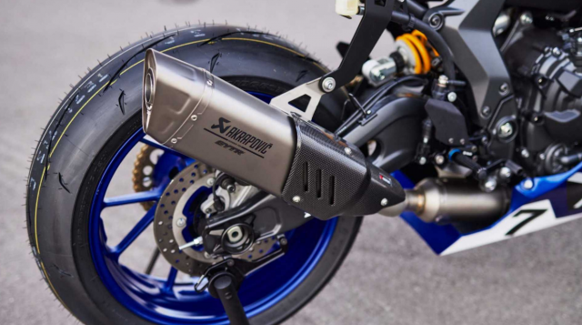 Yamaha R7 duoc trang bi bo trang bi duong dua GYTR - 5